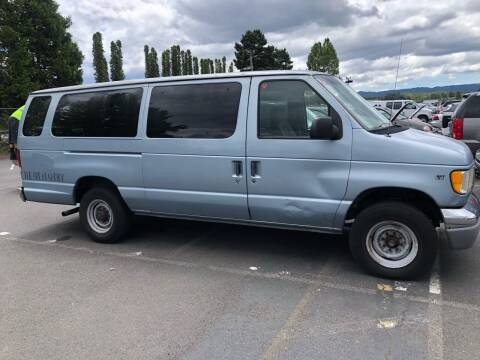 1999 Ford E-350 for sale at Blue Line Auto Group in Portland OR
