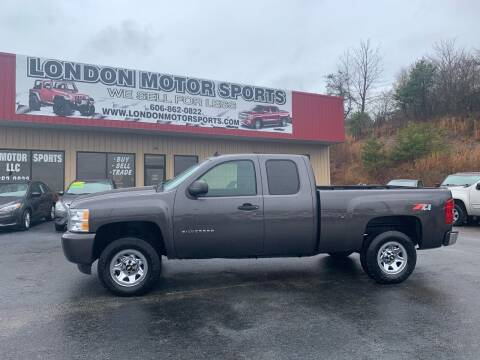 2010 Chevrolet Silverado 1500 for sale at London Motor Sports, LLC in London KY