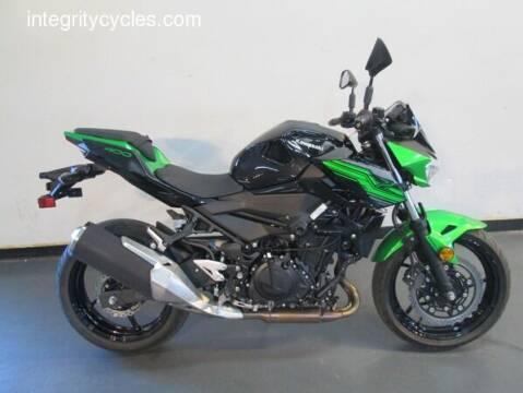 2019 Kawasaki Z400 for sale at INTEGRITY CYCLES LLC in Columbus OH