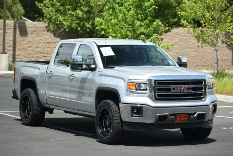 2014 GMC Sierra 1500 for sale at Sac Truck Depot in Sacramento CA
