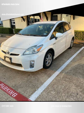 2011 Toyota Prius for sale at Affordable Auto Sales in Dallas TX
