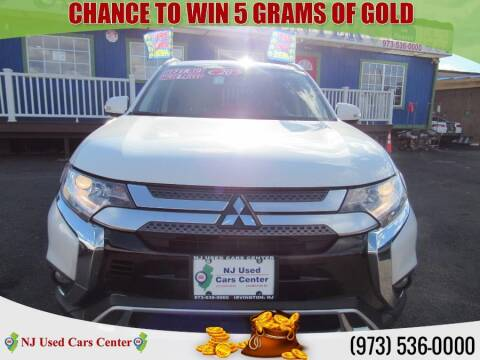 2020 Mitsubishi Outlander for sale at New Jersey Used Cars Center in Irvington NJ