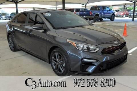 2020 Kia Forte for sale at C3Auto.com in Plano TX