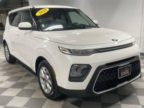 2020 Kia Soul for sale at Mr. Car City in Brentwood MD
