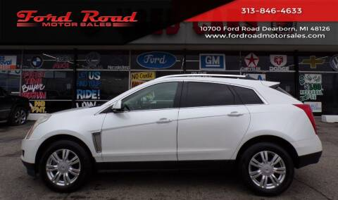 2013 Cadillac SRX for sale at Ford Road Motor Sales in Dearborn MI