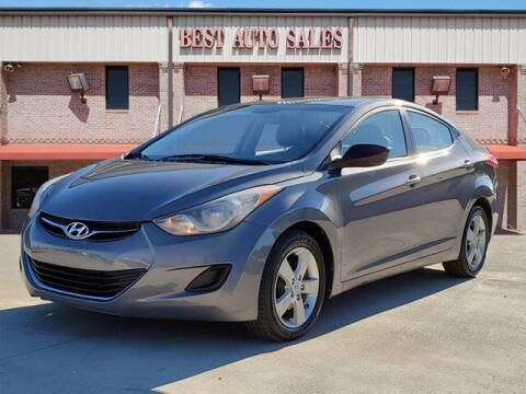 2011 Hyundai Elantra for sale at Best Auto Sales LLC in Auburn AL