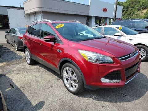 2016 Ford Escape for sale at Chantz Scott Kia in Kingsport TN
