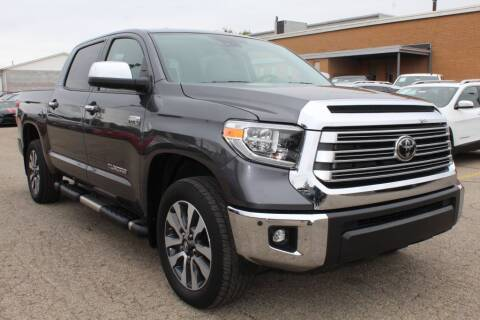 2020 Toyota Tundra for sale at SHAFER AUTO GROUP in Columbus OH