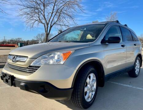 2007 Honda CR-V for sale at Driveline Auto Solution, LLC in Wylie TX