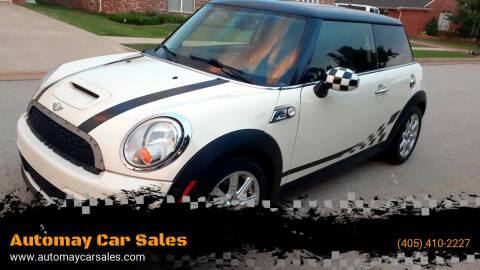 2011 MINI Cooper for sale at Automay Car Sales in Oklahoma City OK