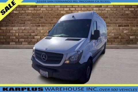 2015 Mercedes-Benz Sprinter Cargo for sale at Karplus Warehouse in Pacoima CA