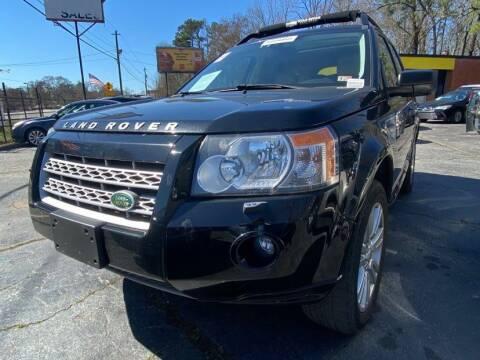 2009 Land Rover LR2 for sale at Atlanta's Best Auto Brokers in Marietta GA