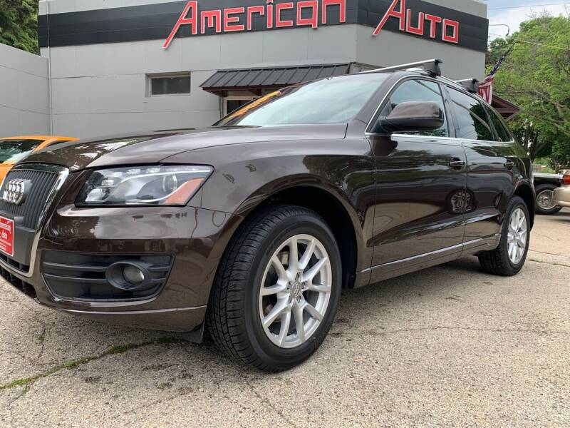2012 Audi Q5 for sale at AMERICAN AUTO in Milwaukee WI