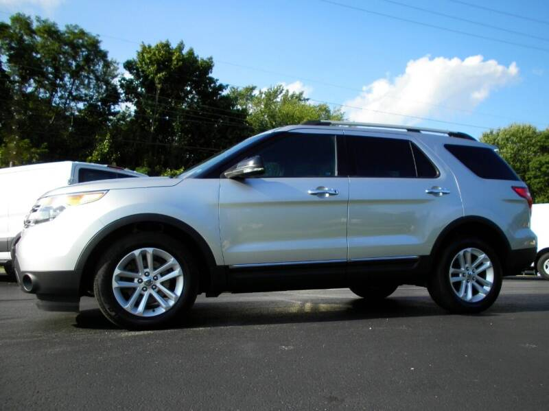 2011 Ford Explorer AWD XLT 4dr SUV - Perry OH