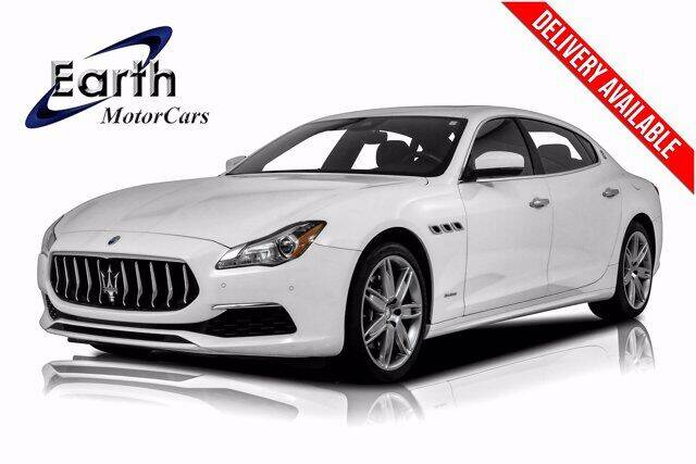 2017 Maserati Quattroporte for sale in Carrollton, TX