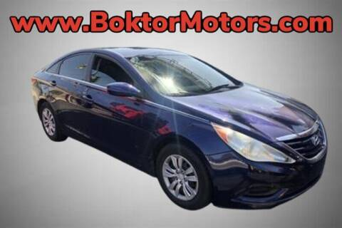 2011 Hyundai Sonata for sale at Boktor Motors in North Hollywood CA
