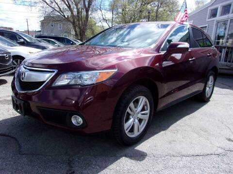 2014 Acura RDX for sale at Top Line Import in Haverhill MA
