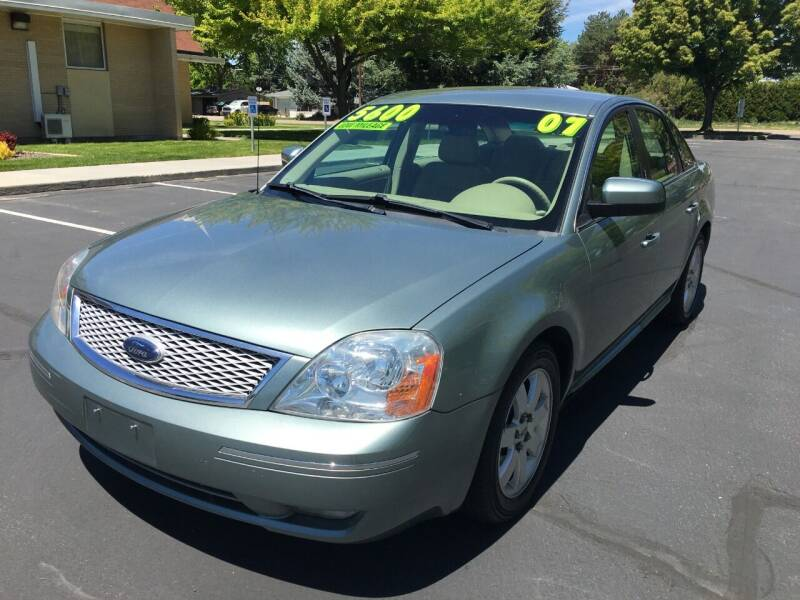 2007 Ford Five Hundred for sale at Best Buy Auto in Boise ID