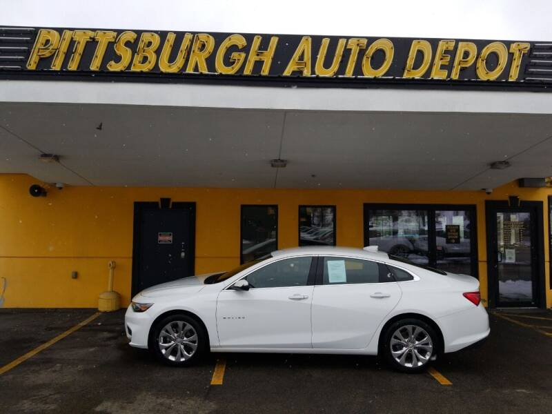 2017 Chevrolet Malibu for sale at Pittsburgh Auto Depot in Pittsburgh PA