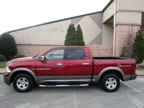 2011 RAM Ram Pickup 1500 for sale at JON DELLINGER AUTOMOTIVE in Springdale AR