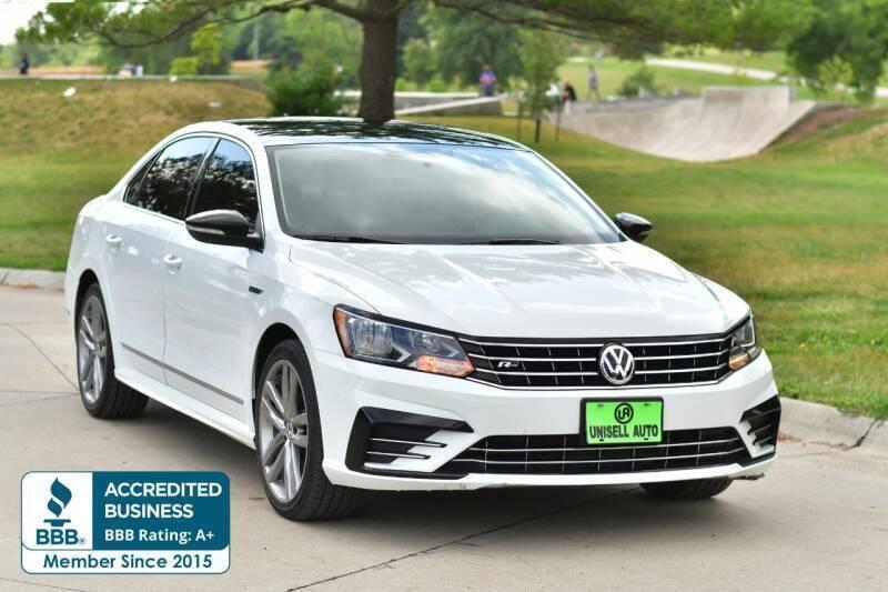 2017 Volkswagen Passat for sale in Bellevue, NE