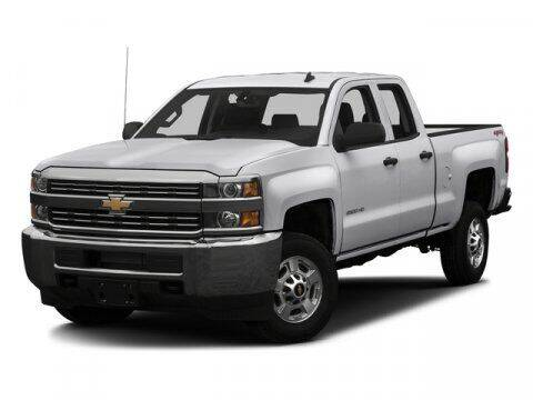 2016 Chevrolet Silverado 2500HD for sale at Stephen Wade Pre-Owned Supercenter in Saint George UT