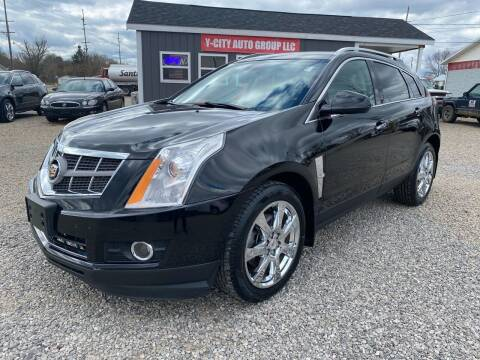 2011 Cadillac SRX for sale at Y City Auto Group in Zanesville OH