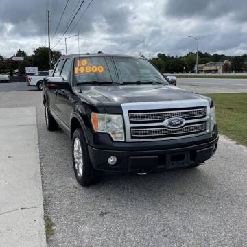 2010 Ford F-150 for sale at Auto Bella Inc. in Clayton NC