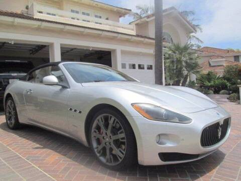 2011 Maserati GranTurismo for sale at Newport Motor Cars llc in Costa Mesa CA