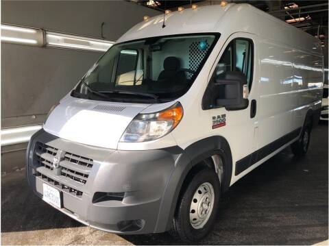 2014 RAM ProMaster Cargo for sale at Dealers Choice Inc in Farmersville CA