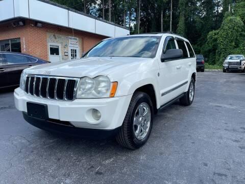 2006 Jeep Grand Cherokee for sale at Magic Motors Inc. in Snellville GA