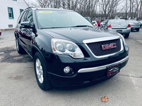 2009 GMC Acadia for sale at SHEFFIELD MOTORS INC in Kenosha WI
