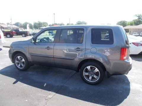 2015 Honda Pilot for sale at West TN Automotive in Dresden TN