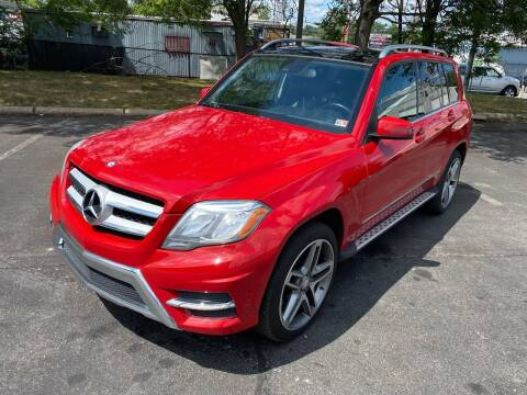 2013 Mercedes-Benz GLK for sale at Car Plus Auto Sales in Glenolden PA
