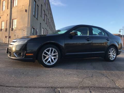 2012 Ford Fusion for sale at Budget Auto Sales Inc. in Sheboygan WI