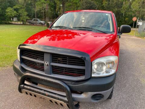 2007 Dodge Ram Pickup 1500 for sale at Carlyle Kelly in Jacksonville FL