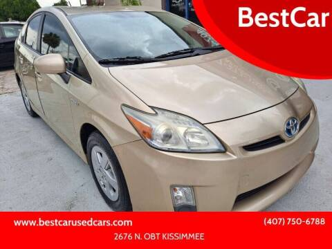 2011 Toyota Prius for sale at BestCar in Kissimmee FL