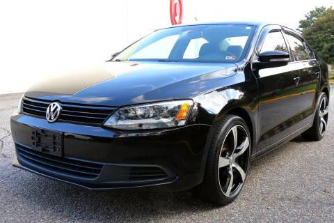 2012 Volkswagen Jetta for sale at Prime Auto Sales LLC in Virginia Beach VA