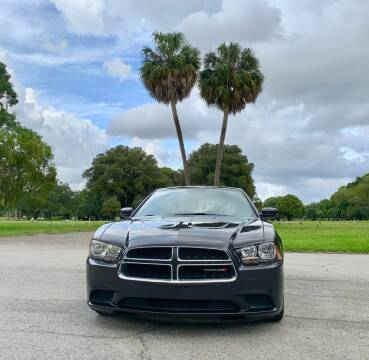 2014 Dodge Charger for sale at FLORIDA MIDO MOTORS INC in Tampa FL