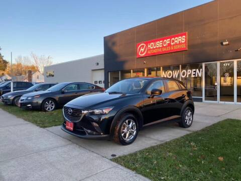 2017 Mazda CX-3 for sale at HOUSE OF CARS CT in Meriden CT