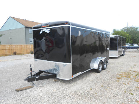 2021 Homesteader Challenger 7x16 for sale at Jerry Moody Auto Mart - Trailers in Jeffersontown KY