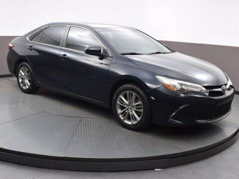 2017 Toyota Camry for sale at Hickory Used Car Superstore in Hickory NC
