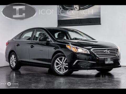 2016 Hyundai Sonata for sale at Iconic Coach in San Diego CA