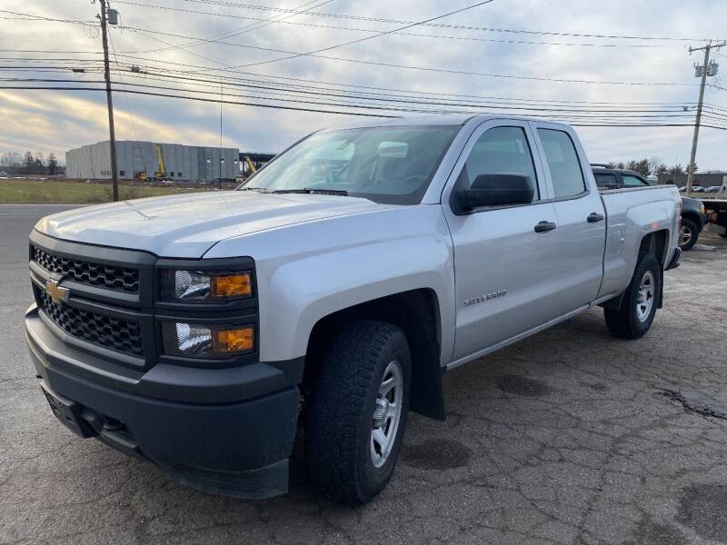 2015 Chevrolet Silverado 1500 for sale at East Windsor Auto in East Windsor CT