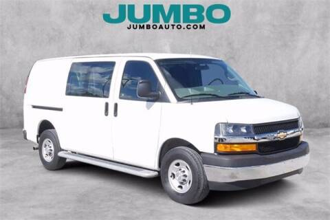 2019 Chevrolet Express Cargo for sale at JumboAutoGroup.com - Jumboauto.com in Hollywood FL