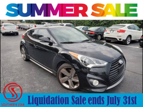 2013 Hyundai Veloster for sale at Southern Star Automotive, Inc. in Duluth GA
