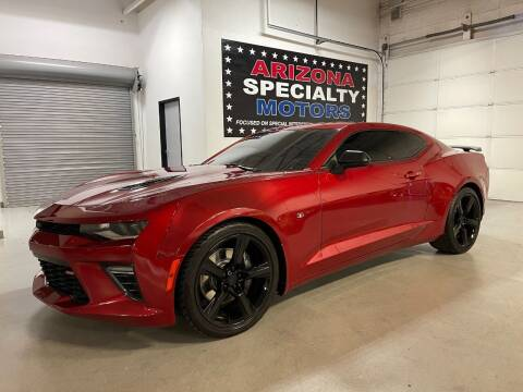 2016 Chevrolet Camaro for sale at Arizona Specialty Motors in Tempe AZ