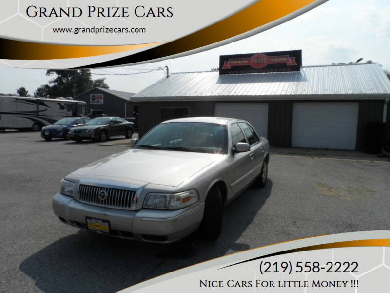 2008 Mercury Grand Marquis for sale at Grand Prize Cars in Cedar Lake IN