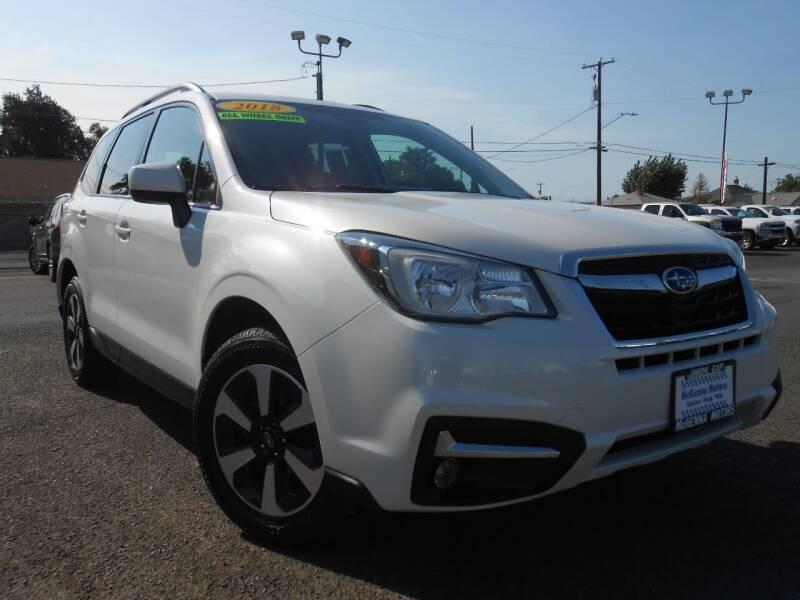 2018 Subaru Forester for sale at McKenna Motors in Union Gap WA