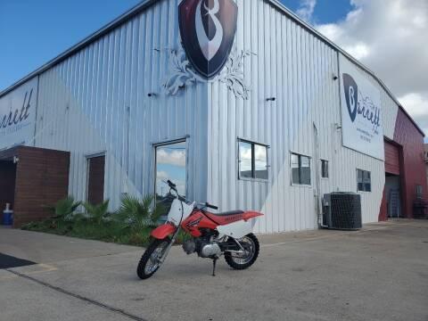 2006 Honda XR70R for sale at Barrett Bikes LLC in San Juan TX